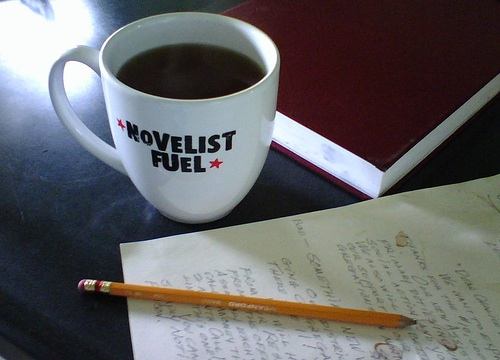 Coffee_Novelist Fuel