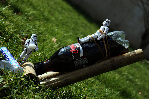Stormtroopers Coke Launch