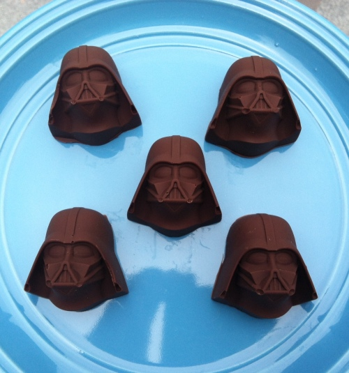 Dark Vader Chocolates
