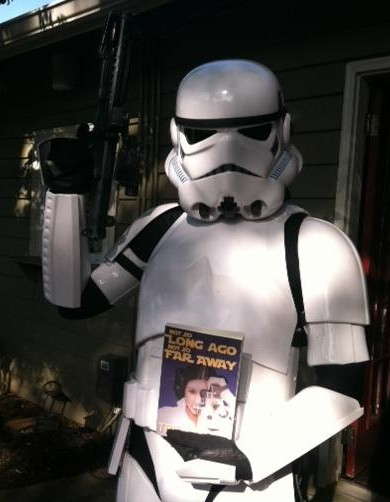 Literary Trooper