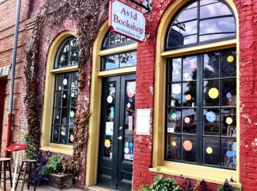 Avid Bookshop_Athens GA