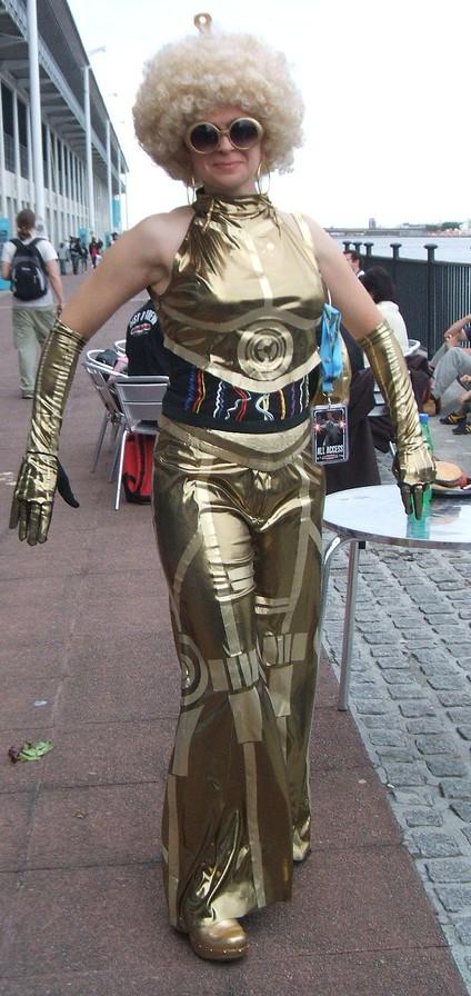 C3PO Disco Madness