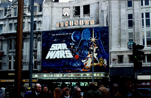 Star Wars Theater