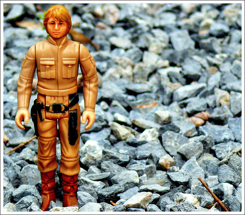 Skywalker Action Figure