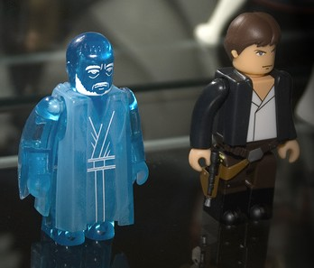Ghost Obi Wan Action Figure
