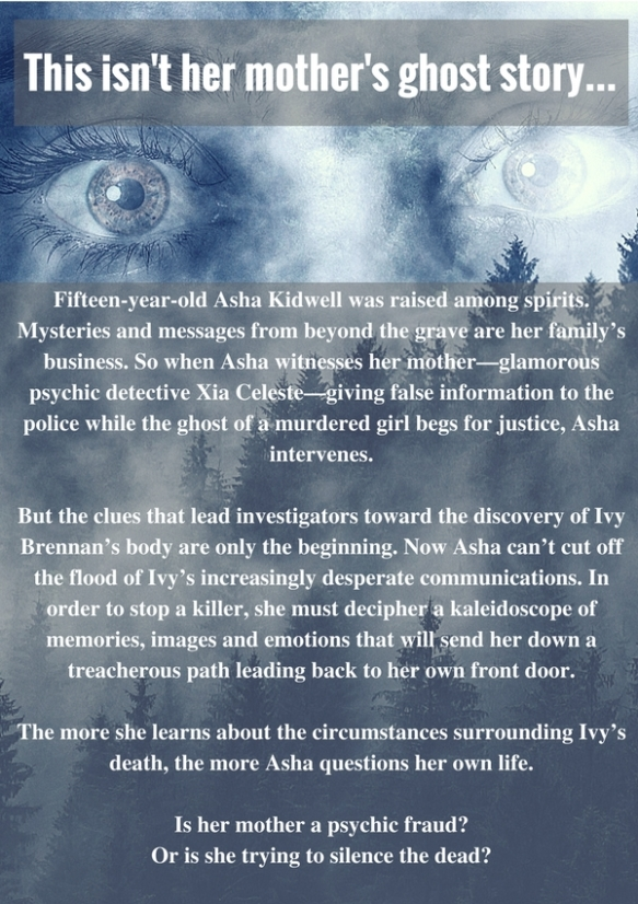 This isn't her mother's ghost story...